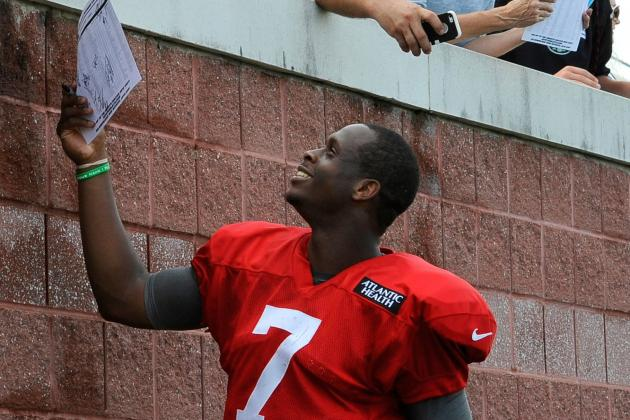 Geno Smith's Work Ethic, Ability to Grasp Playbook Create Positive Impression