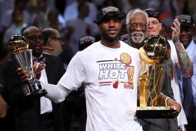 LeBron James Selects Soundtrack for 'NBA 2K14' Video Game