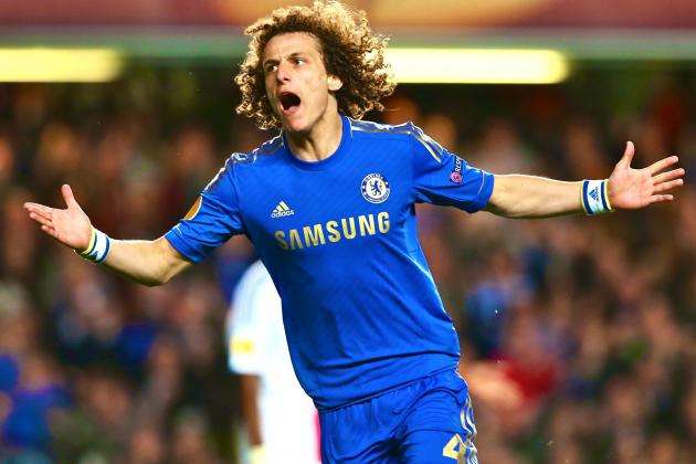 Bayern Munich Prepare £40 Million Bid for Chelsea's David Luiz