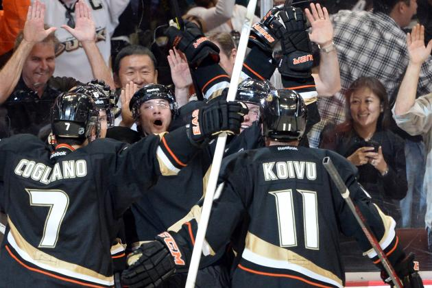 Anaheim Ducks Likely Going to the Olympics