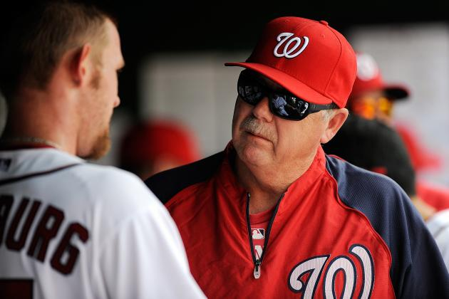 Nationals Pitching Coach Steve McCatty Hospitalized