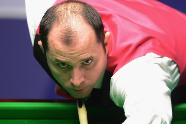 Snooker World Games 2013: British Duo Experience Failure