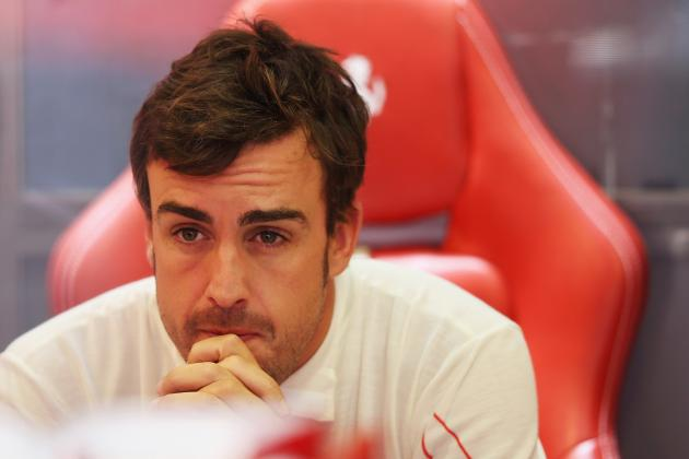 Can James Allison Keep Fernando Alonso Happy at Ferrari?