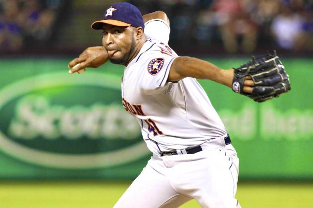 Detroit Tigers Acquire Jose Veras in Trade with Houston Astros