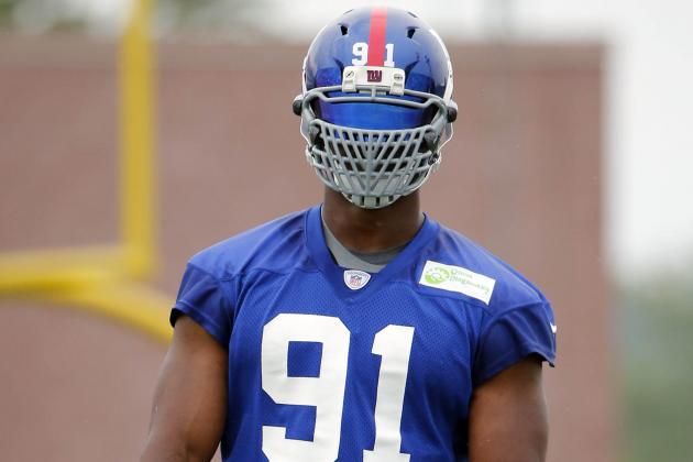 Tuck Says NY Giants Defense Focused Too Much on Sacks in 2012