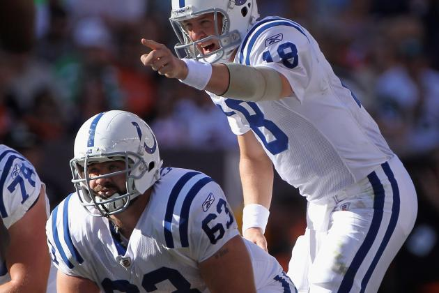 Jeff Saturday Not Expect to Leave Retirement