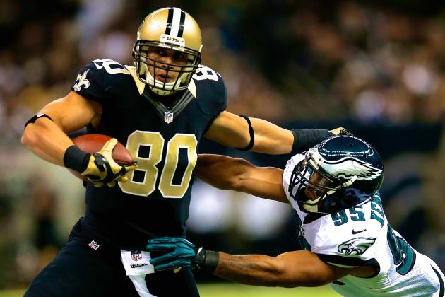 2013 Fantasy Football Tight End Rankings:  Take Three