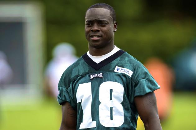 How the Philadelphia Eagles Can Survive Jeremy Maclin's Injury