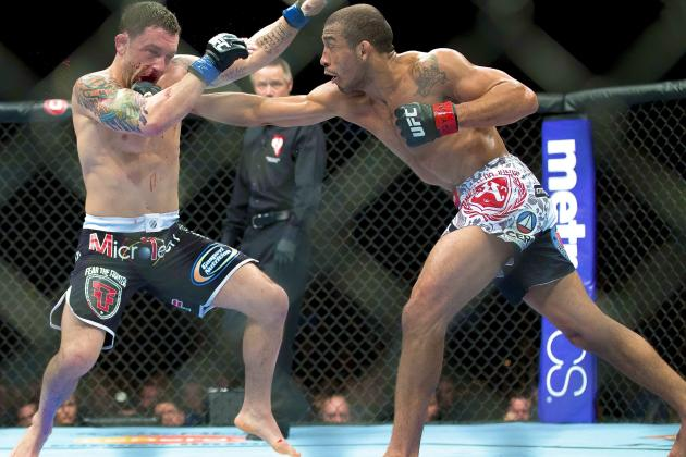UFC 163: Jose Aldo vs. Korean Zombie Fight Card Betting Odds and Predictions
