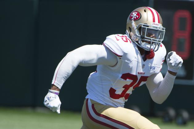 Reid Records First INT of Camp