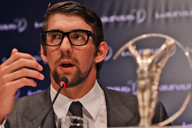 Is He Coming Back? Michael Phelps Vague About Future
