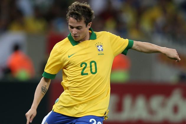 Arsenal Transfer News: Bernard Signing a Pipe Dream for Gunners