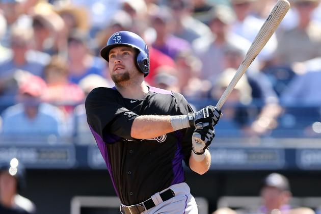Rockies Recall Culberson, Option Pacheco
