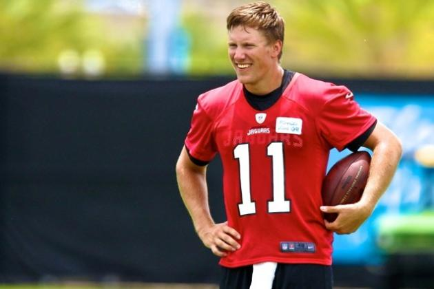 Blaine Gabbert Injury: Updates on Jaguars QB's Ankle