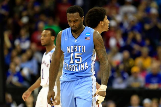 UNC Basketball: Are P.J. Hairston's Days as a Tar Heel Numbered?