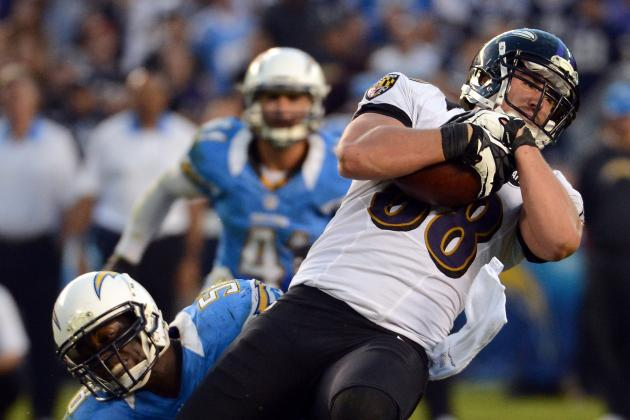 What's Next for Joe Flacco, Ravens After Dennis Pitta's Season-Ending Injury?