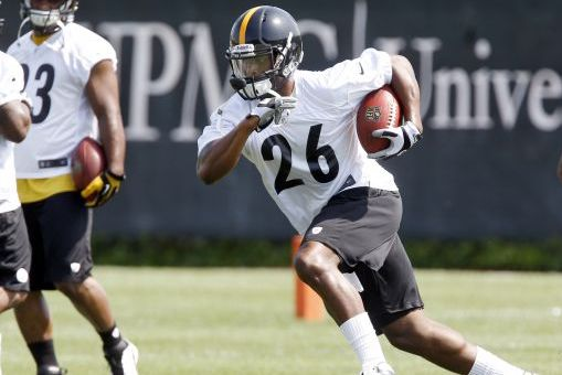 Steelers Need a Clear Winner in Running Back Competition