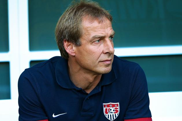USMNT: Why Jurgen Klinsmann Was the Real Star of the Gold Cup Final