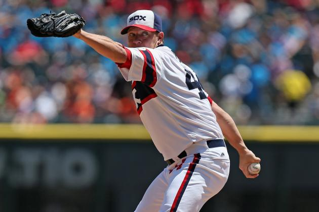 Predicting Where Jake Peavy Will End Up At Trade Deadline