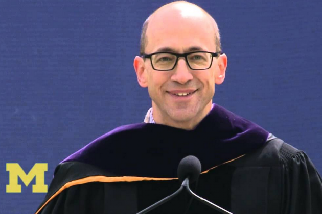 Twitter CEO and Michigan Booster Dick Costolo Commits NCAA Violation on Twitter