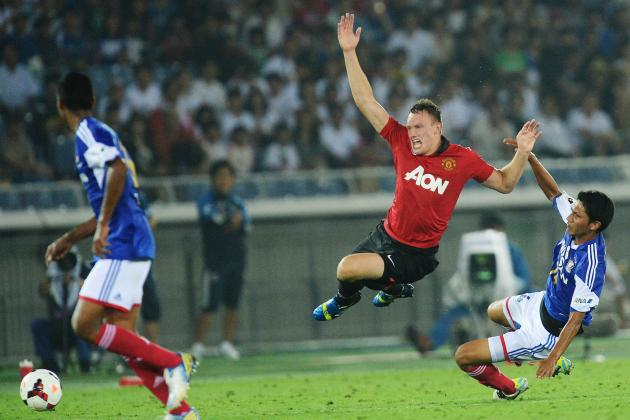 Is Phil Jones' Manchester United Career Set to Hit a Brick Wall?