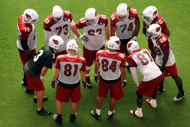 Injuries Strike Cardinals After One Padded Practice