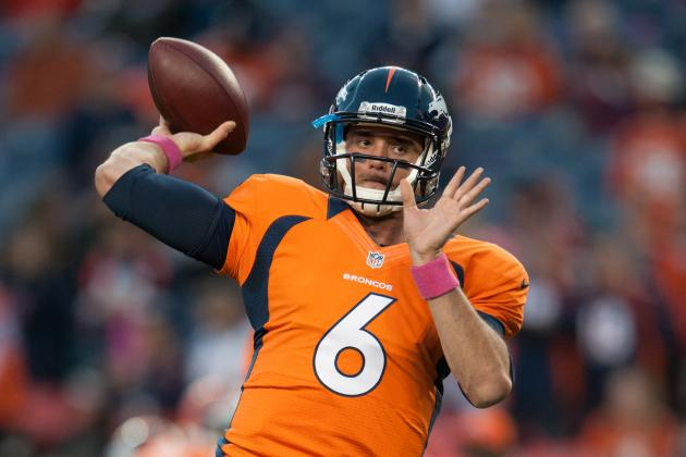 Brock Osweiler Showing Big Improvement as Broncos QB in Second NFL Year