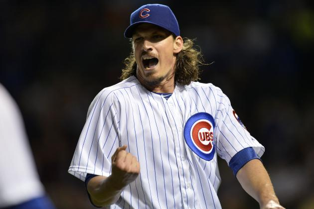 Chicago Cubs Trade Rumors: Dealing Jeff Samardzija Would Be a Mistake