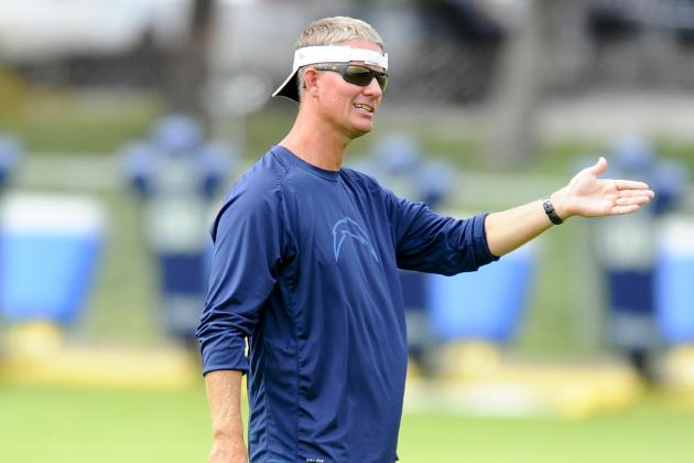 Mike McCoy Pushing Chargers' Tempo