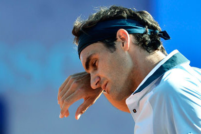 Federer May Skip Montreal If Back Doesn't Improve