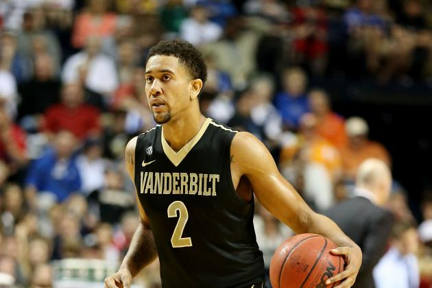 Vanderbilt Guard Kedren Johnson No Longer at School