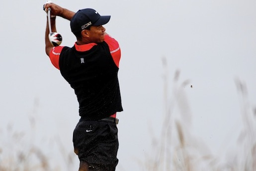 Tiger Woods Is the Favorite at Bridgestone Invitational