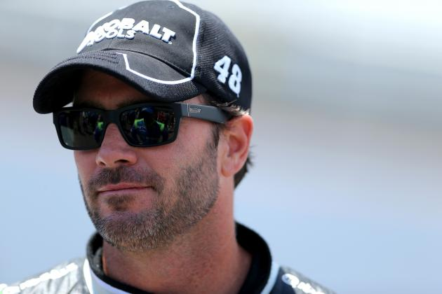 Is There Any Doubt Jimmie Johnson Will Win 2013 NASCAR Sprint Cup Series Title?