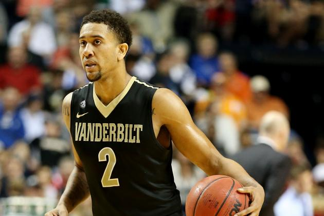 Two Matters Pertaining to Vanderbilt Basketball