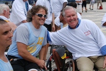 FYI WIRZ: NFL Buccaneers and Veteran Wheelchair Athletes Talk Action