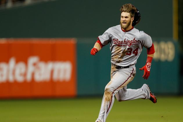 Is Pete Rose Right That Bryce Harper Needs to Stop Playing