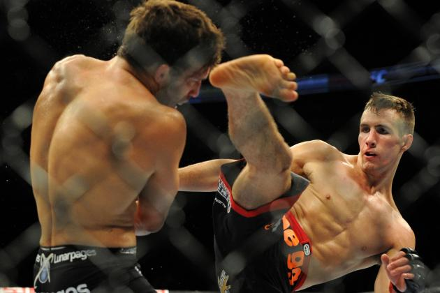 Despite the Boo Birds, Rory MacDonald Proved He Is a Legit Contender