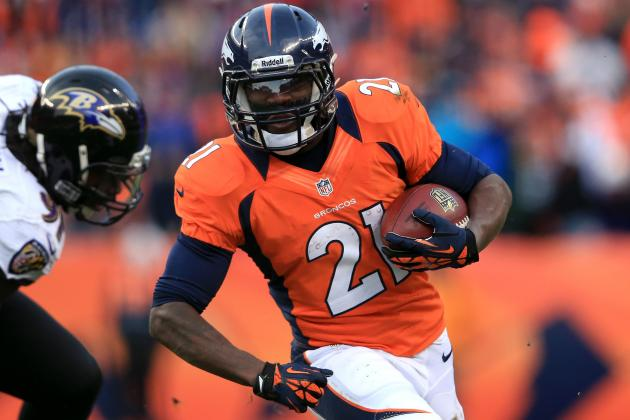 Debate: Which Broncos RB Will Win the Starting Job for Week 1?