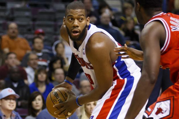 Debate: Should the Pistons Trade Greg Monroe?
