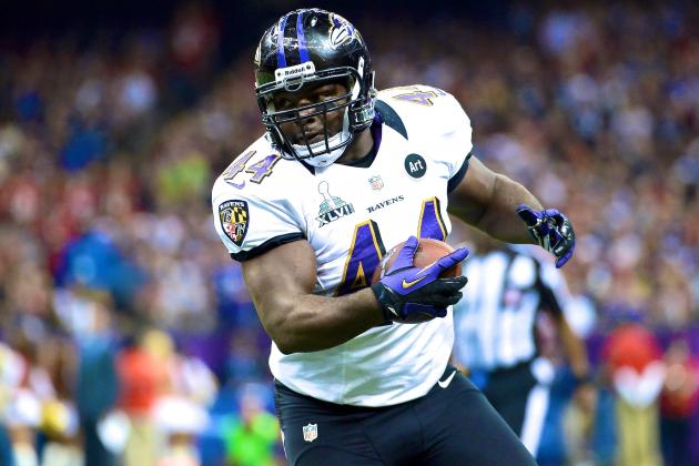 Vonta Leach Re-Signs with Baltimore Ravens