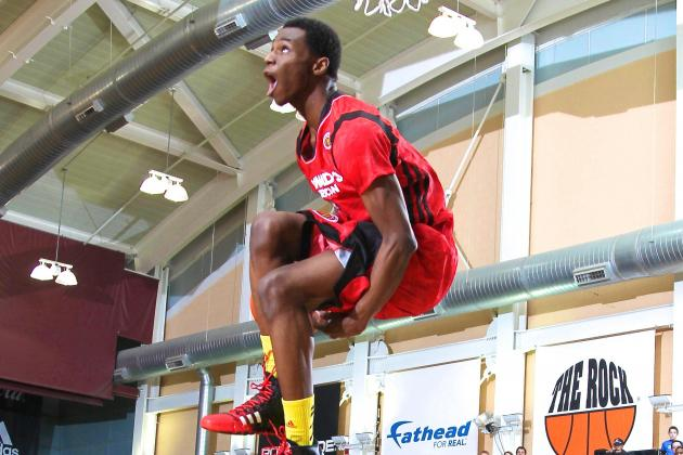 Comparing High School Scouting Reports of LeBron James and Andrew Wiggins