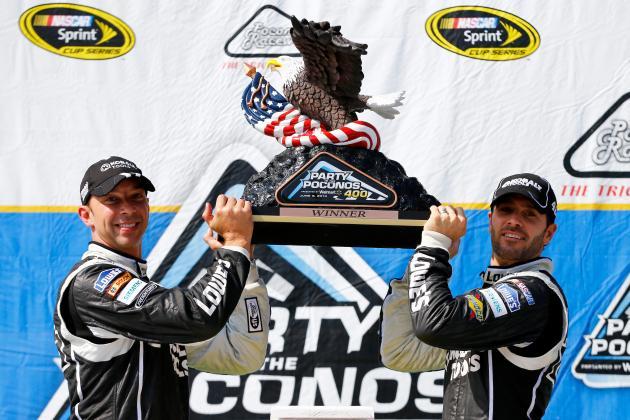 Fantasy NASCAR Picks for Sprint Cup Series at Pocono