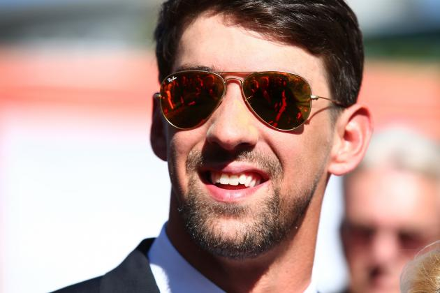 Michael Phelps Yet to Rule out Return for 2016 Olympics