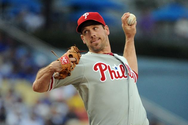 Phillies Trade Rumors: Philladelphia Smart to Shoot for Moon Regarding Cliff Lee