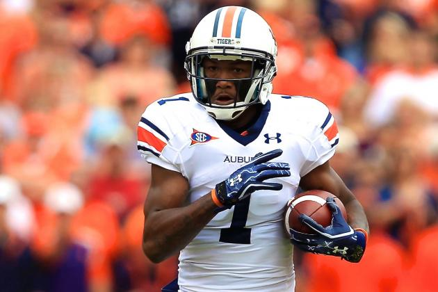 Why Auburn Needs WR Trovon Reed to Step Up at Fall Camp