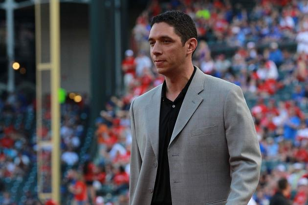 Texas Rangers Trade Rumors: GM Jon Daniels Smart to Lay Low Near Deadline