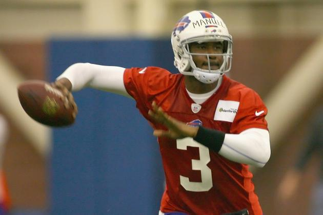 Buffalo Bills: Why EJ Manuel Will Win QB Training Camp Battle over Kevin Kolb