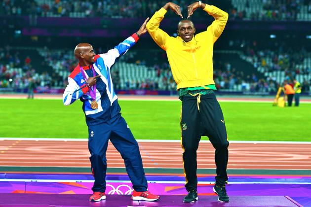 Usain Bolt vs. Mo Farah at 600 Meters? It Could Happen