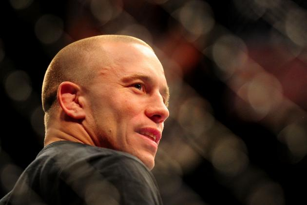 GSP: Media Wants to Create a Conflict with Rory MacDonald, Not Going to Happen
