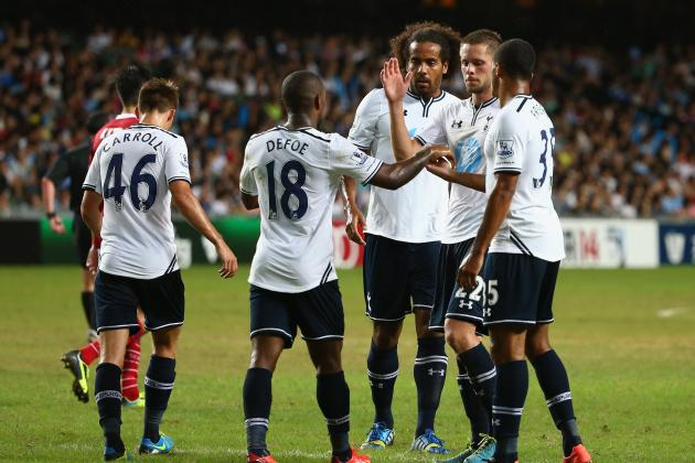 Tottenham: Why Spurs Won't Fall Short During 2013-14 EPL Season